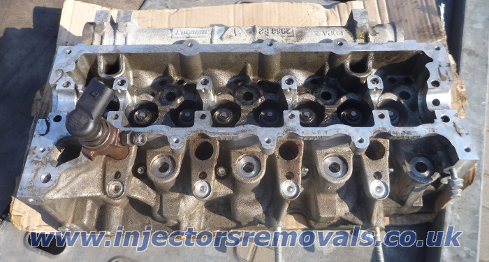 Injector removal from Renault / Nissan / Dacia
